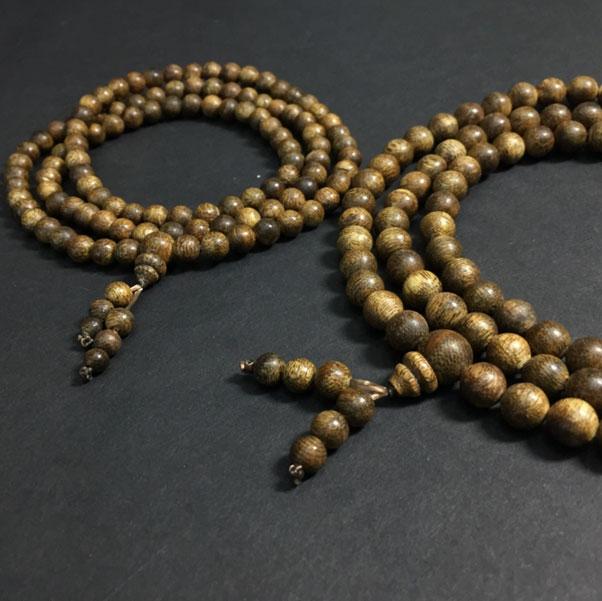 Vòng tay trầm hương 108 hạt mang ý nghĩa phong thủy đặc biệt