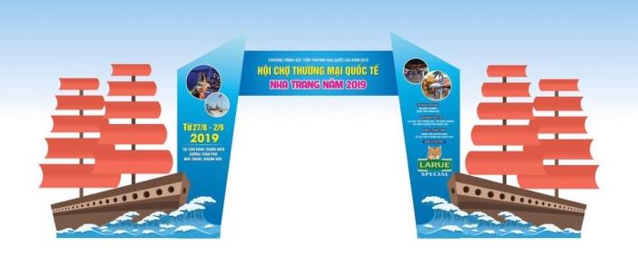 Trầm Hương Phúc Nguyên tham gia triển lãm ở Hội Chợ Thượng Mại Quốc Tế 2019 tại Nha Trang diễn ra từ 27 08 2019 đến hết ngày 02 09 2019