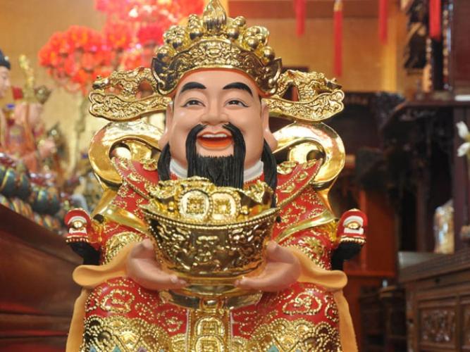 Sự tích và ý nghĩa của ngày Thần Tài mùng 10 tết