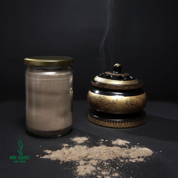 Trầm xông hương - Bột Trầm Hương Đặc Biệt