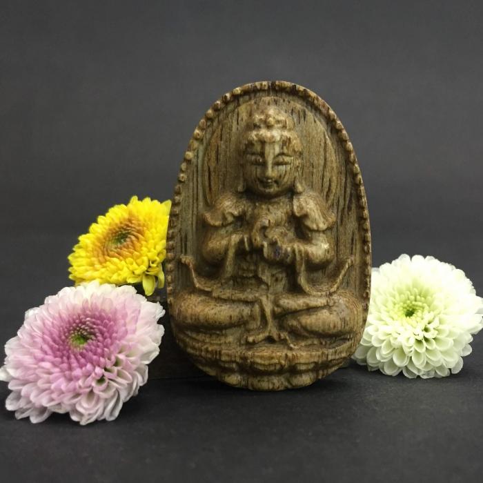 Phật Như Lai Đại Nhật Làm Từ Trầm 35 Năm Tuổi