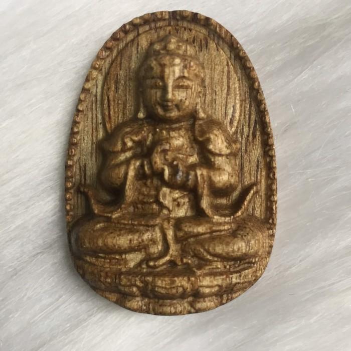 Vòng tay - Phật Như Lai Đại Nhật Làm Từ Trầm 35 Năm Tuổi - 5